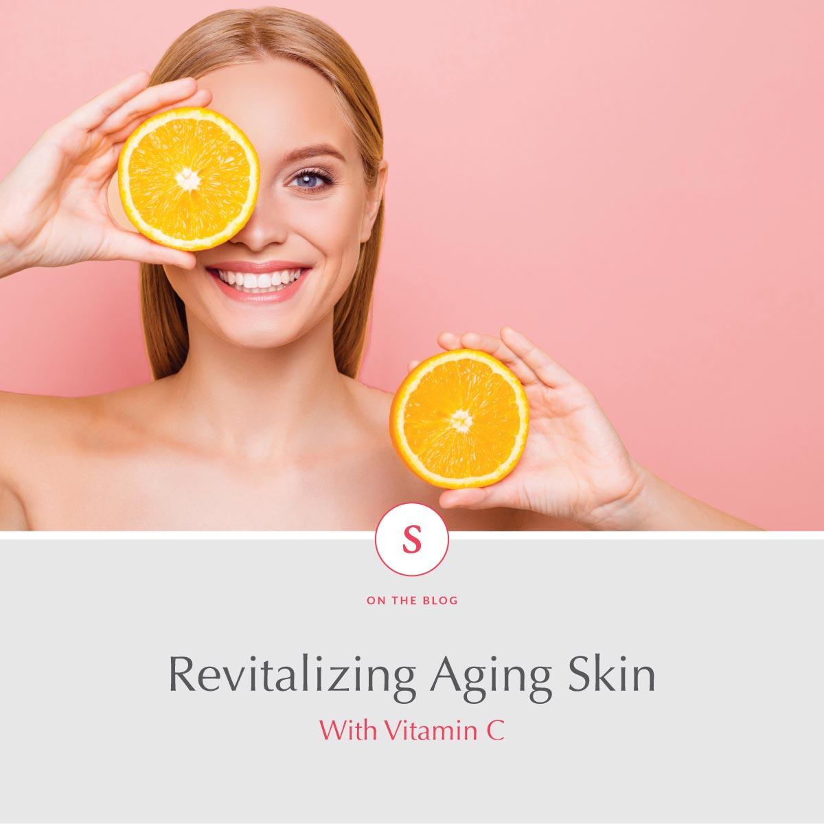 Revitalising Aging Skin